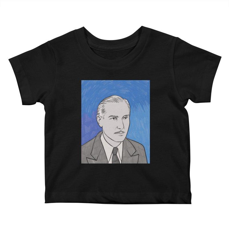 Paul Lukas Kids Baby T-Shirt by Kate Gabrielle's Threadless Shop