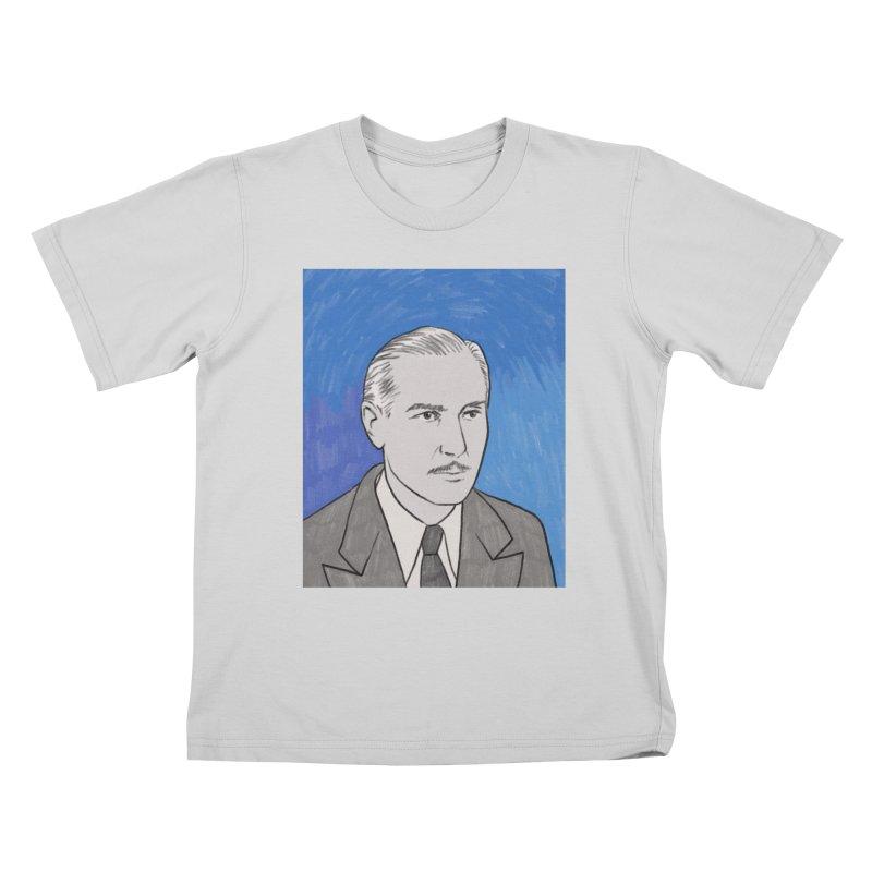 Paul Lukas Kids T-Shirt by Kate Gabrielle's Threadless Shop