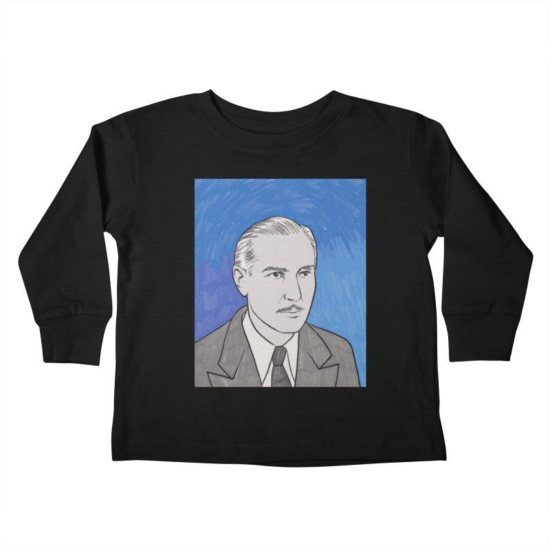 Paul Lukas Kids Toddler Longsleeve T-Shirt by Kate Gabrielle's Threadless Shop