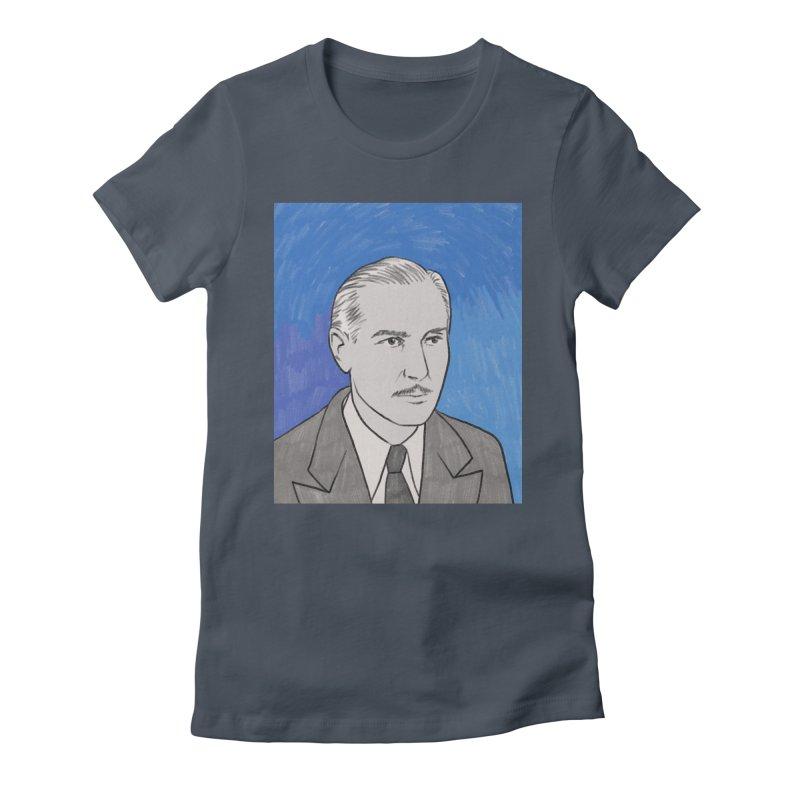 Paul Lukas Women's Fitted T-Shirt by Kate Gabrielle's Threadless Shop
