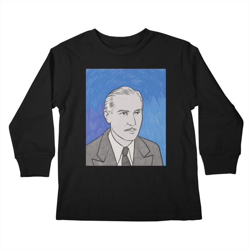Paul Lukas Kids Longsleeve T-Shirt by Kate Gabrielle's Threadless Shop