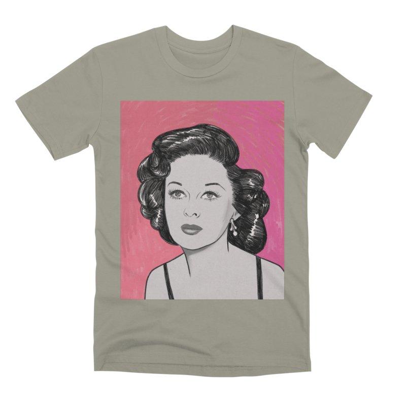 Susan Hayward Men's Premium T-Shirt by Kate Gabrielle's Threadless Shop