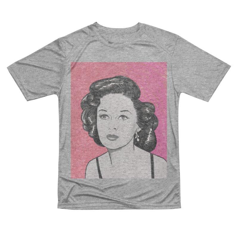 Susan Hayward Men's Performance T-Shirt by Kate Gabrielle's Threadless Shop