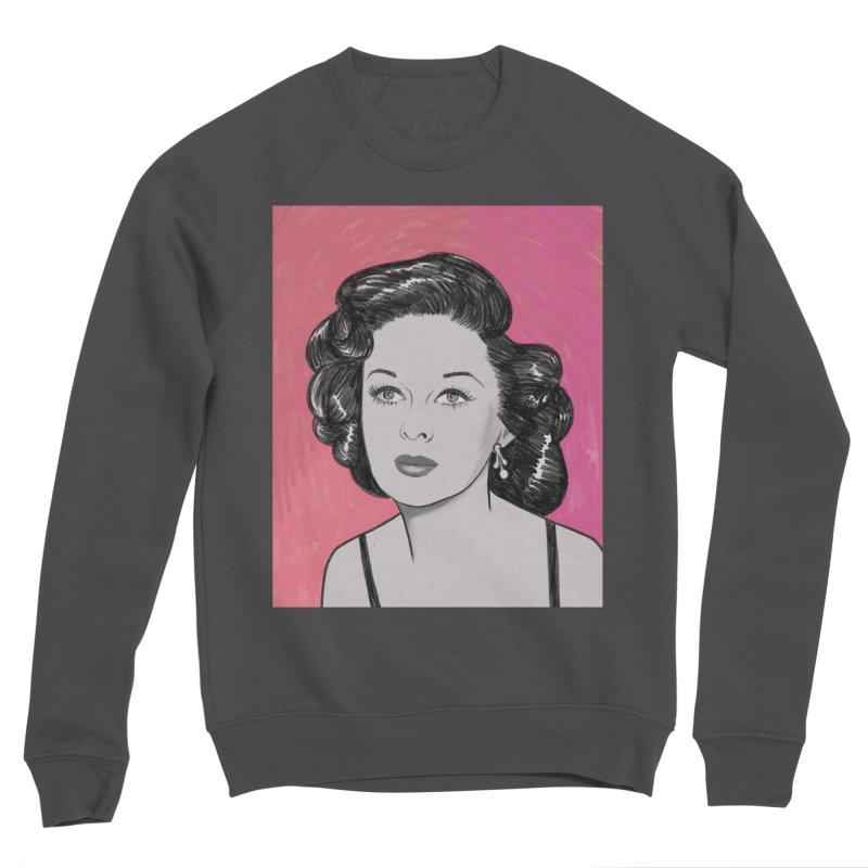 Susan Hayward Men's Sponge Fleece Sweatshirt by Kate Gabrielle's Threadless Shop