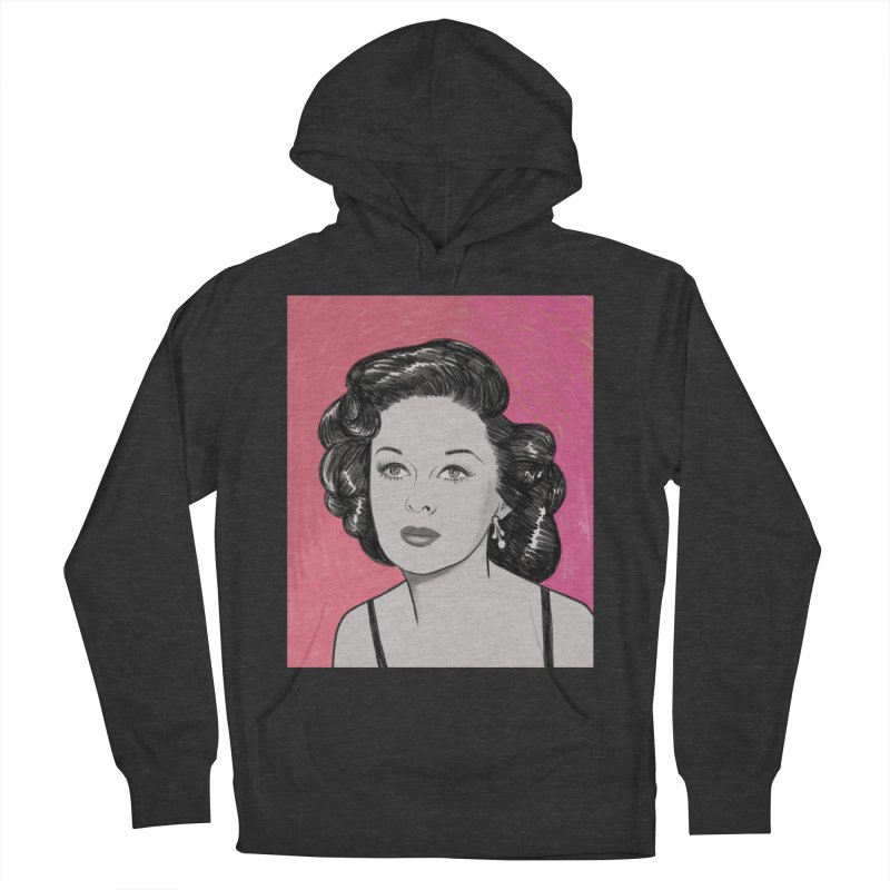 Susan Hayward Women's French Terry Pullover Hoody by Kate Gabrielle's Threadless Shop