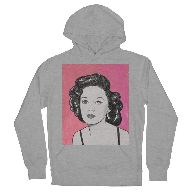 Susan Hayward Men's French Terry Pullover Hoody by Kate Gabrielle's Threadless Shop