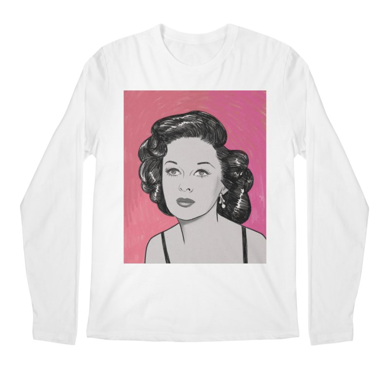Susan Hayward Men's Regular Longsleeve T-Shirt by Kate Gabrielle's Threadless Shop