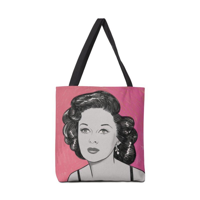 Susan Hayward Accessories Tote Bag Bag by Kate Gabrielle's Threadless Shop