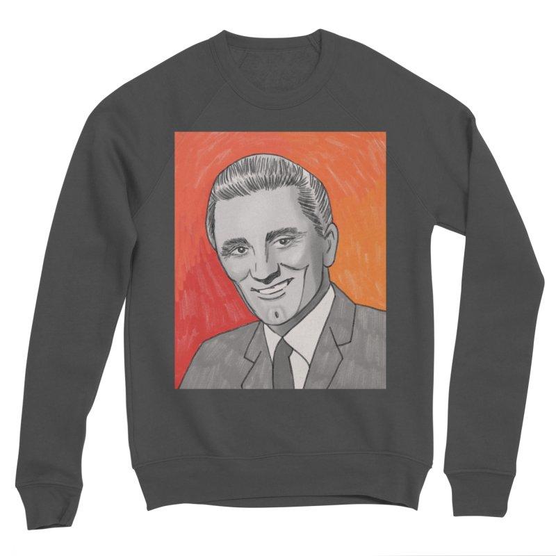 Kirk Douglas Women's Sponge Fleece Sweatshirt by Kate Gabrielle's Threadless Shop