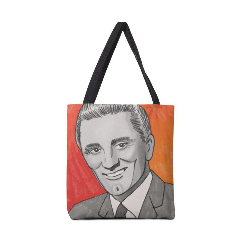 Kirk Douglas Accessories Tote Bag Bag by Kate Gabrielle's Threadless Shop