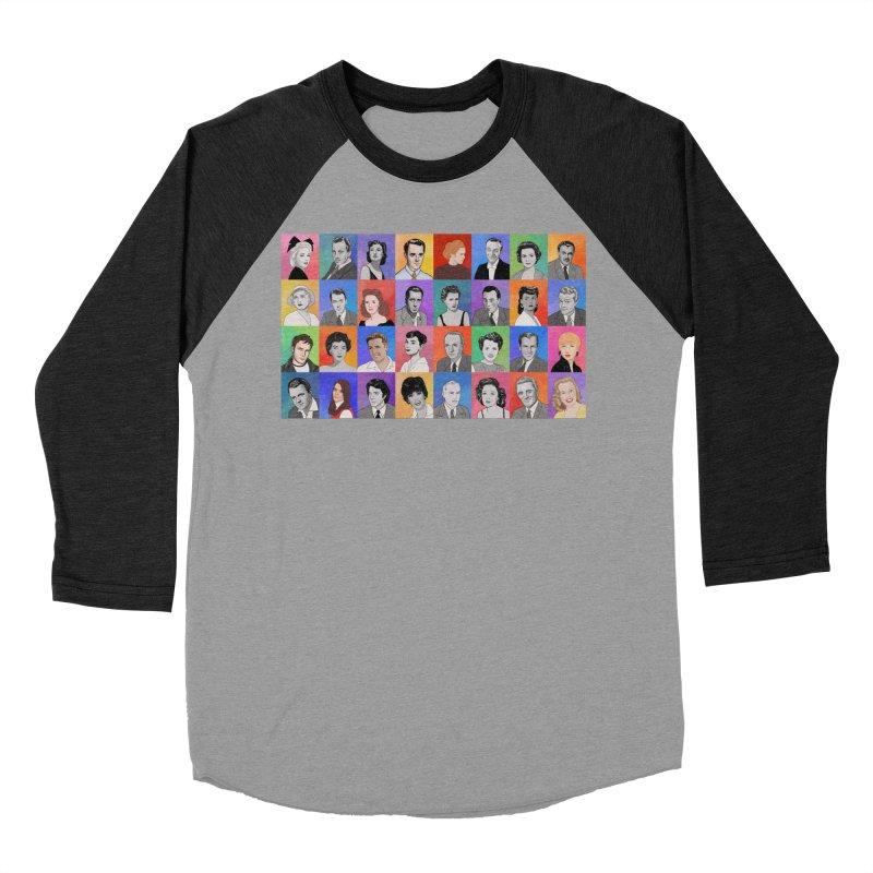 Summer Under the Stars Men's Baseball Triblend Longsleeve T-Shirt by Kate Gabrielle's Threadless Shop