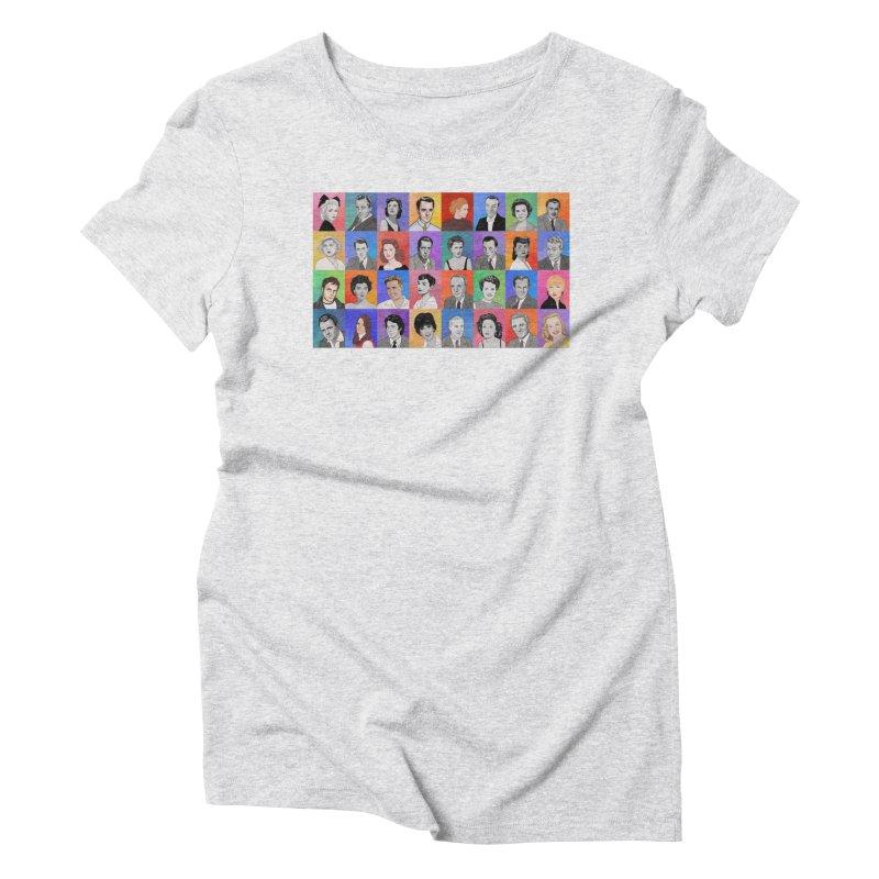 Summer Under the Stars Women's Triblend T-Shirt by Kate Gabrielle's Threadless Shop