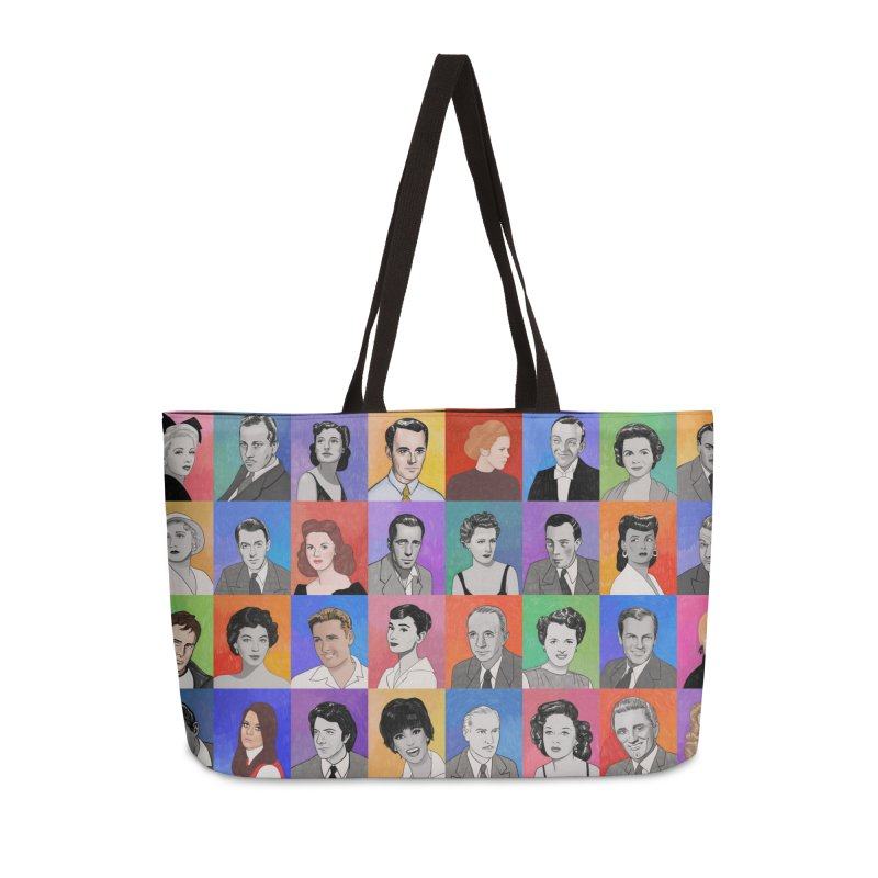 Summer Under the Stars Accessories Weekender Bag Bag by Kate Gabrielle's Threadless Shop