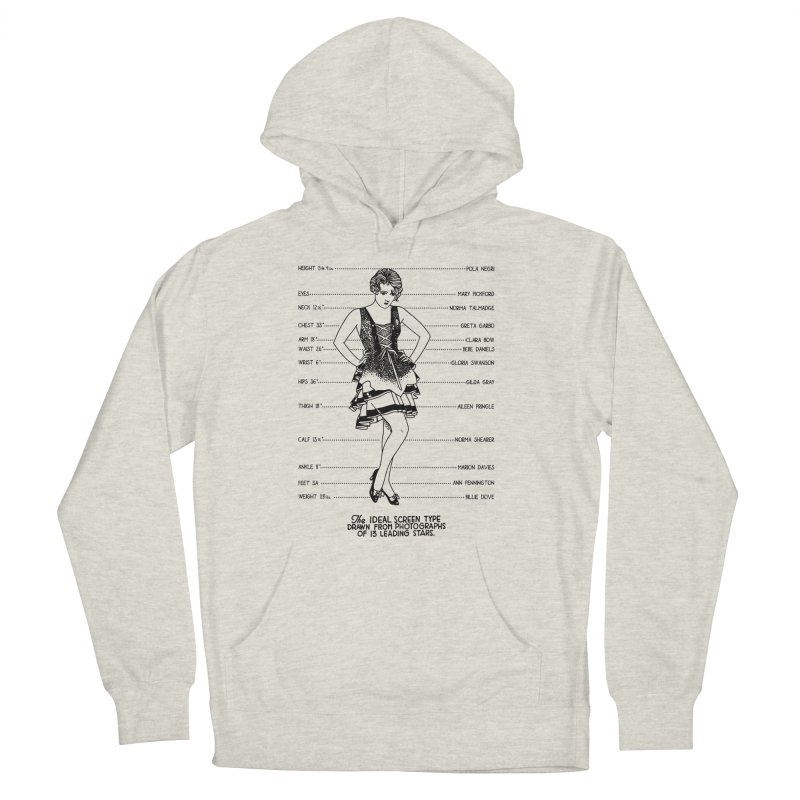 The Ideal Screen Type Men's French Terry Pullover Hoody by Kate Gabrielle's Threadless Shop