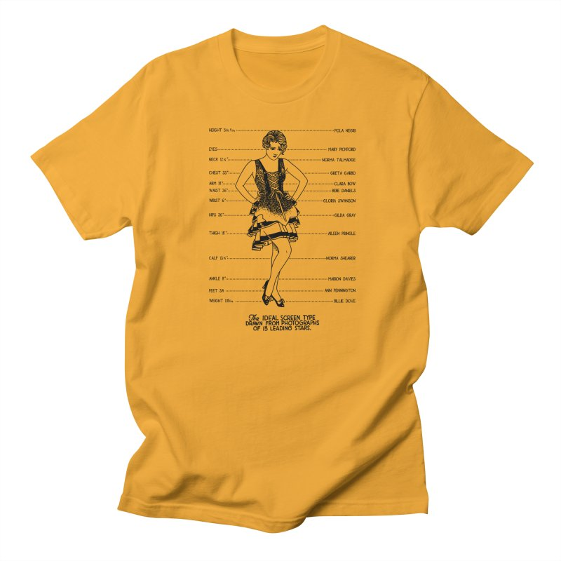 The Ideal Screen Type Men's Regular T-Shirt by Kate Gabrielle's Threadless Shop