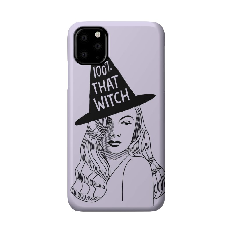 100% that witch Accessories Phone Case by Kate Gabrielle's Threadless Shop