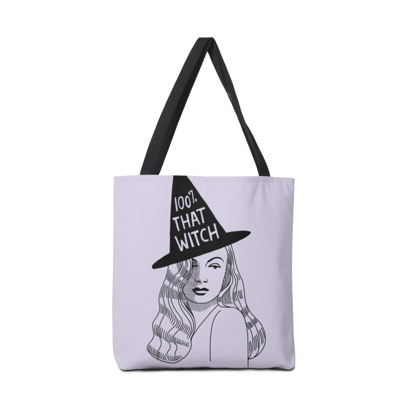100% that witch Accessories Bag by Kate Gabrielle's Threadless Shop