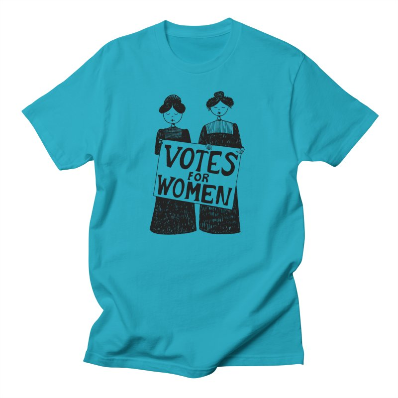 Votes for Women Men's Regular T-Shirt by Kate Gabrielle's Threadless Shop