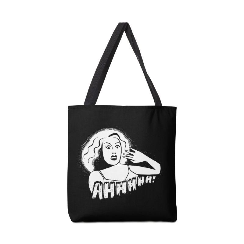 Ahhhhh! Accessories Tote Bag Bag by Kate Gabrielle's Threadless Shop
