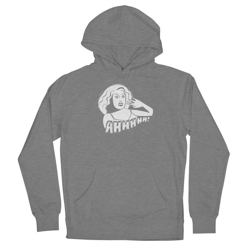 Ahhhhh! Women's French Terry Pullover Hoody by Kate Gabrielle's Threadless Shop