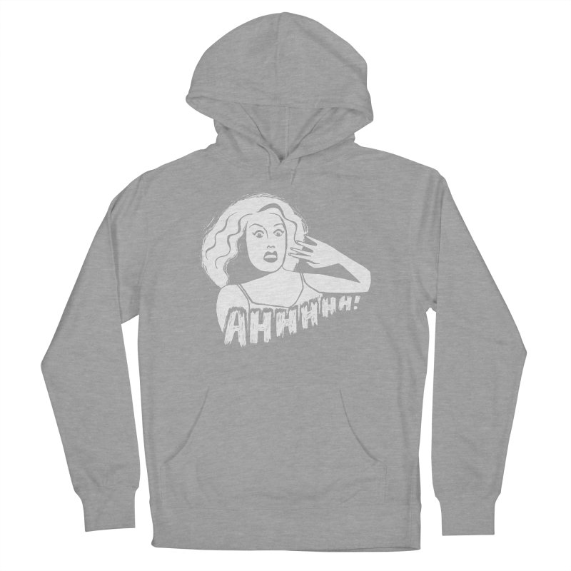 Ahhhhh! Men's French Terry Pullover Hoody by Kate Gabrielle's Threadless Shop