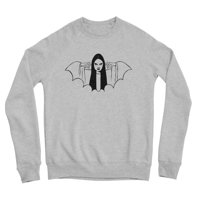 Luna Women's Sponge Fleece Sweatshirt by Kate Gabrielle's Threadless Shop