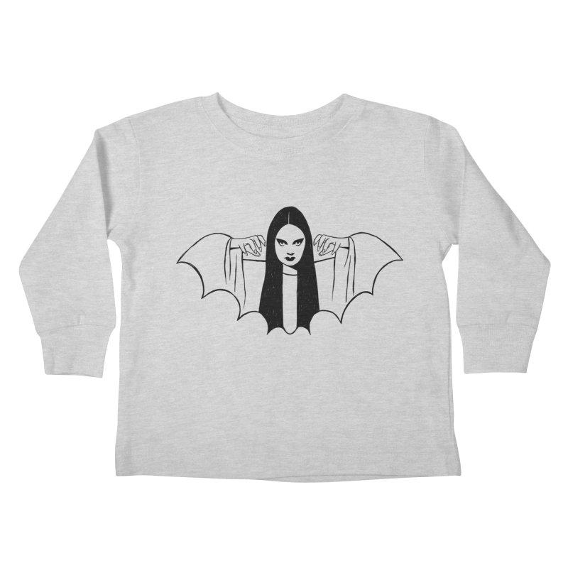 Luna Kids Toddler Longsleeve T-Shirt by Kate Gabrielle's Threadless Shop