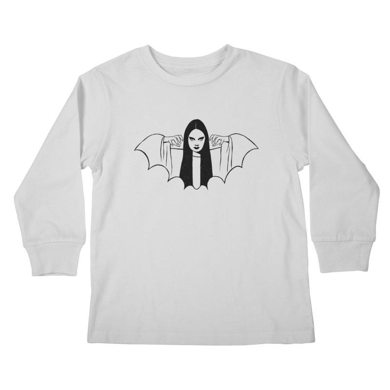Luna Kids Longsleeve T-Shirt by Kate Gabrielle's Threadless Shop
