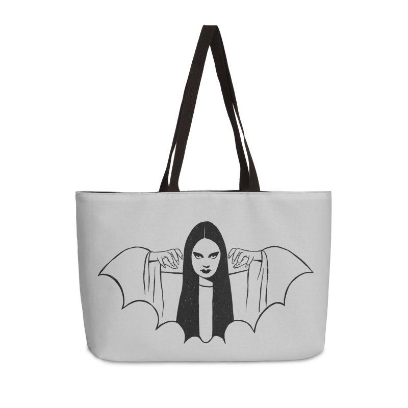 Luna Accessories Weekender Bag Bag by Kate Gabrielle's Threadless Shop