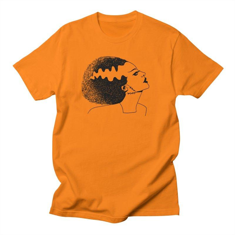 Bride of Frankenstein Men's T-Shirt by Kate Gabrielle's Threadless Shop