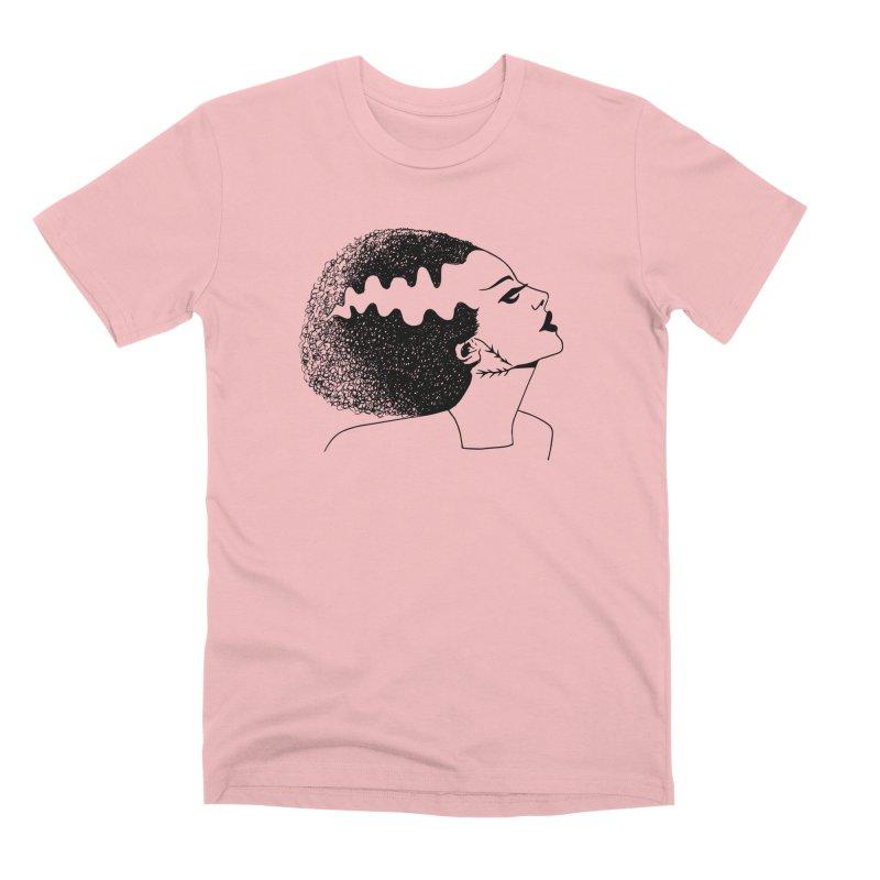 Bride of Frankenstein Men's Premium T-Shirt by Kate Gabrielle's Threadless Shop