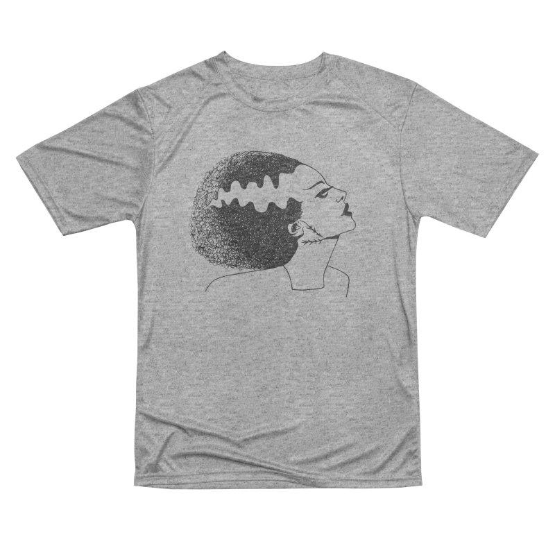 Bride of Frankenstein Men's Performance T-Shirt by Kate Gabrielle's Threadless Shop
