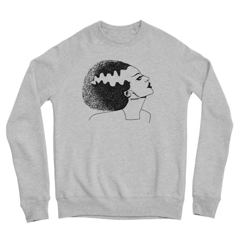Bride of Frankenstein Women's Sponge Fleece Sweatshirt by Kate Gabrielle's Threadless Shop