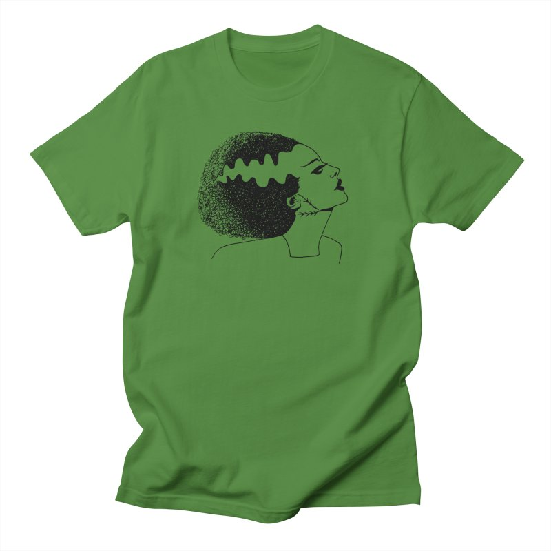 Bride of Frankenstein Men's Regular T-Shirt by Kate Gabrielle's Threadless Shop