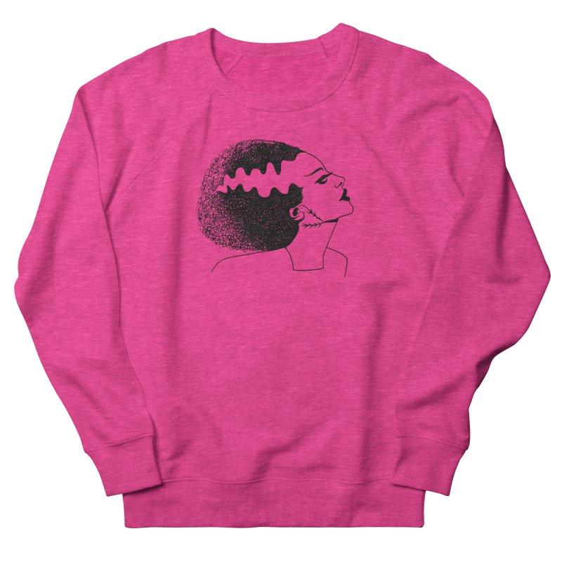 Bride of Frankenstein Women's French Terry Sweatshirt by Kate Gabrielle's Threadless Shop