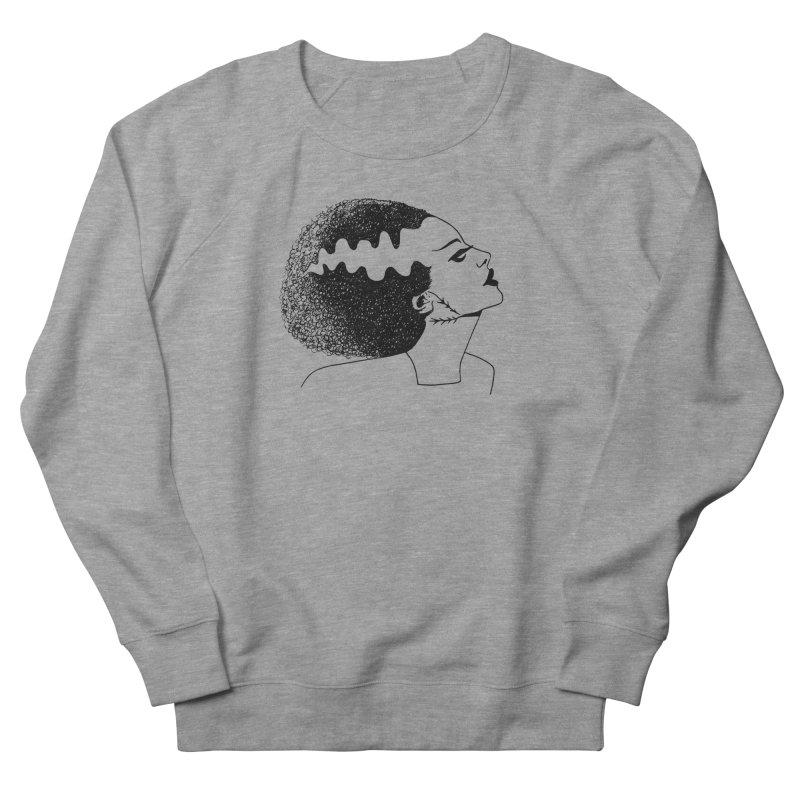 Bride of Frankenstein Men's French Terry Sweatshirt by Kate Gabrielle's Threadless Shop