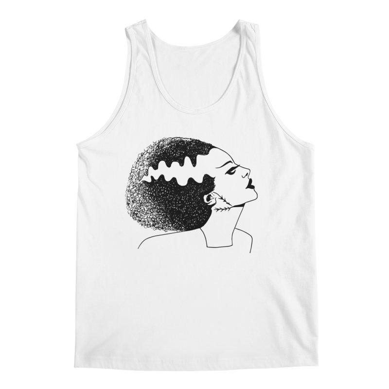 Bride of Frankenstein Men's Regular Tank by Kate Gabrielle's Threadless Shop