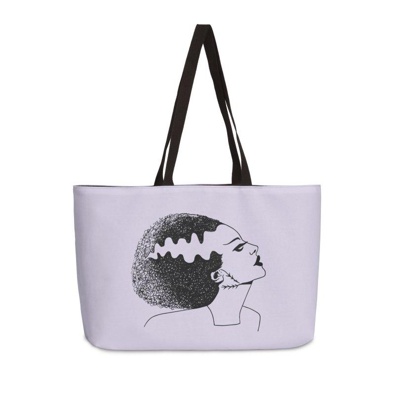 Bride of Frankenstein Accessories Weekender Bag Bag by Kate Gabrielle's Threadless Shop