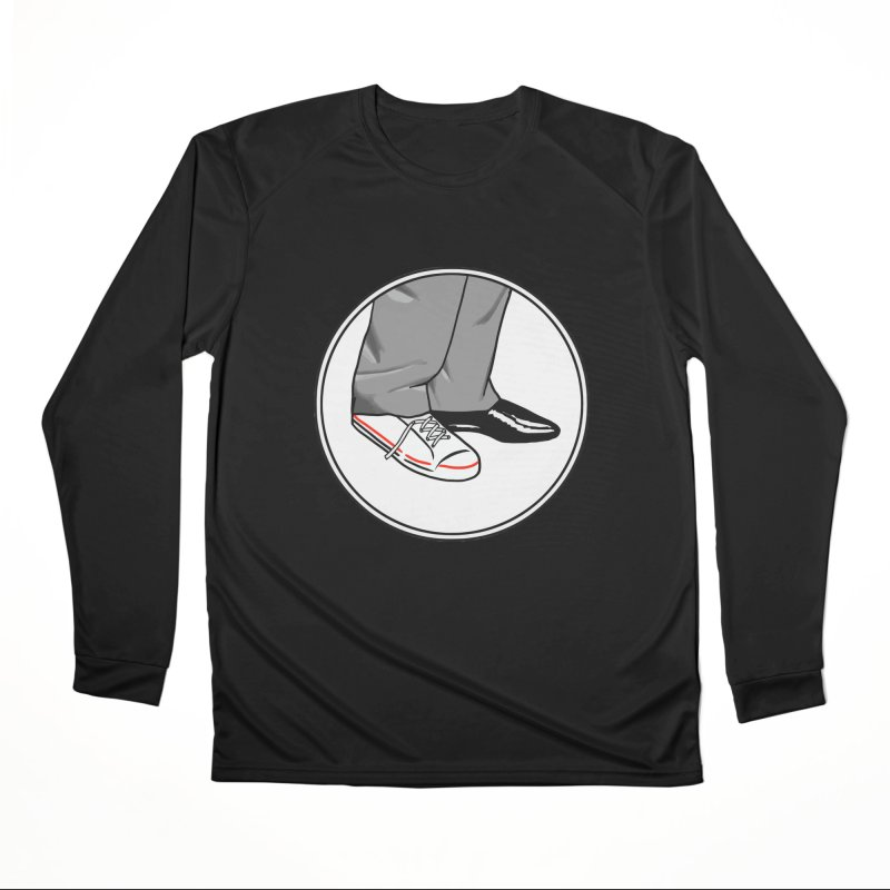 Sunday in New York shoes Men's Performance Longsleeve T-Shirt by Kate Gabrielle's Threadless Shop