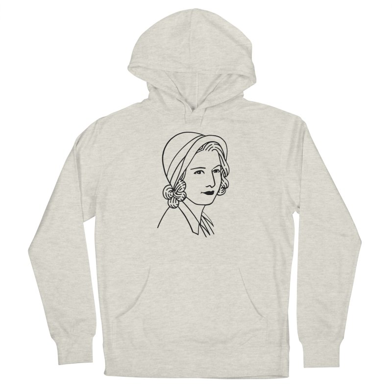 Baby Face Women's French Terry Pullover Hoody by Kate Gabrielle's Threadless Shop