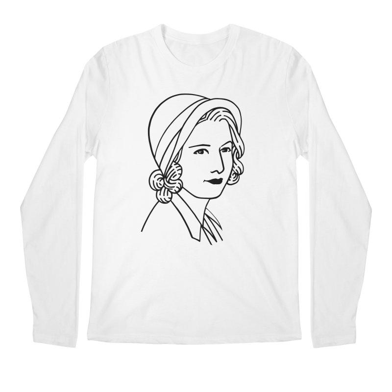 Baby Face Men's Regular Longsleeve T-Shirt by Kate Gabrielle's Threadless Shop