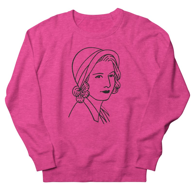 Baby Face Women's French Terry Sweatshirt by Kate Gabrielle's Threadless Shop