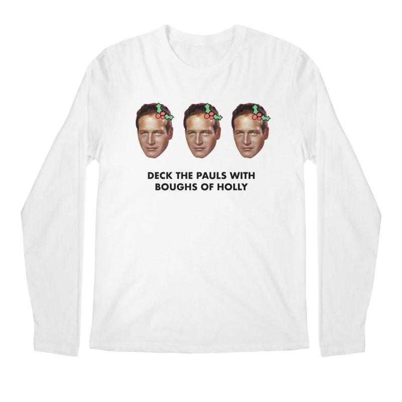 Deck the Pauls Men's Regular Longsleeve T-Shirt by Kate Gabrielle's Threadless Shop