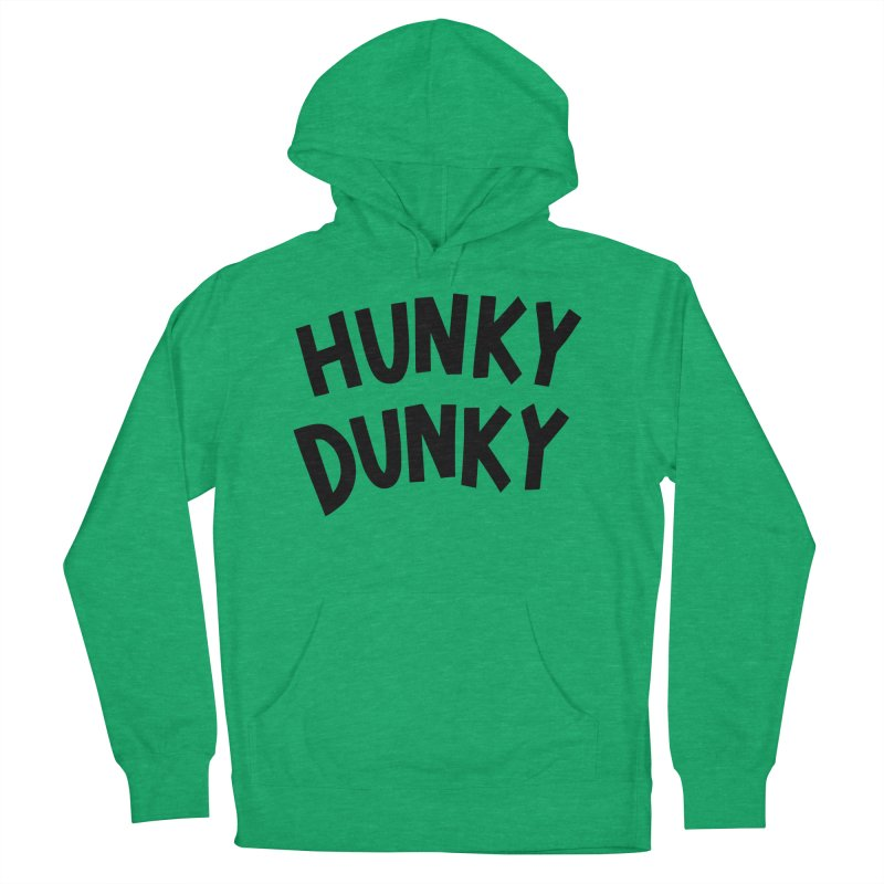 Hunky Dunky Men's French Terry Pullover Hoody by Kate Gabrielle's Threadless Shop
