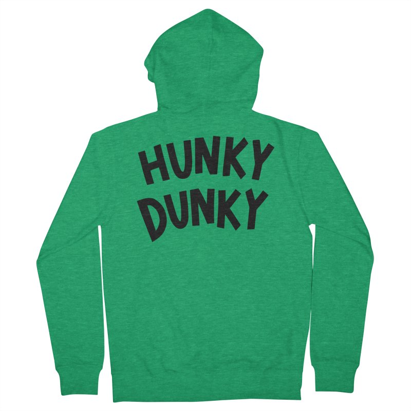 Hunky Dunky Men's Zip-Up Hoody by Kate Gabrielle's Threadless Shop