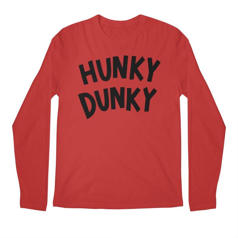 Hunky Dunky Men's Regular Longsleeve T-Shirt by Kate Gabrielle's Threadless Shop