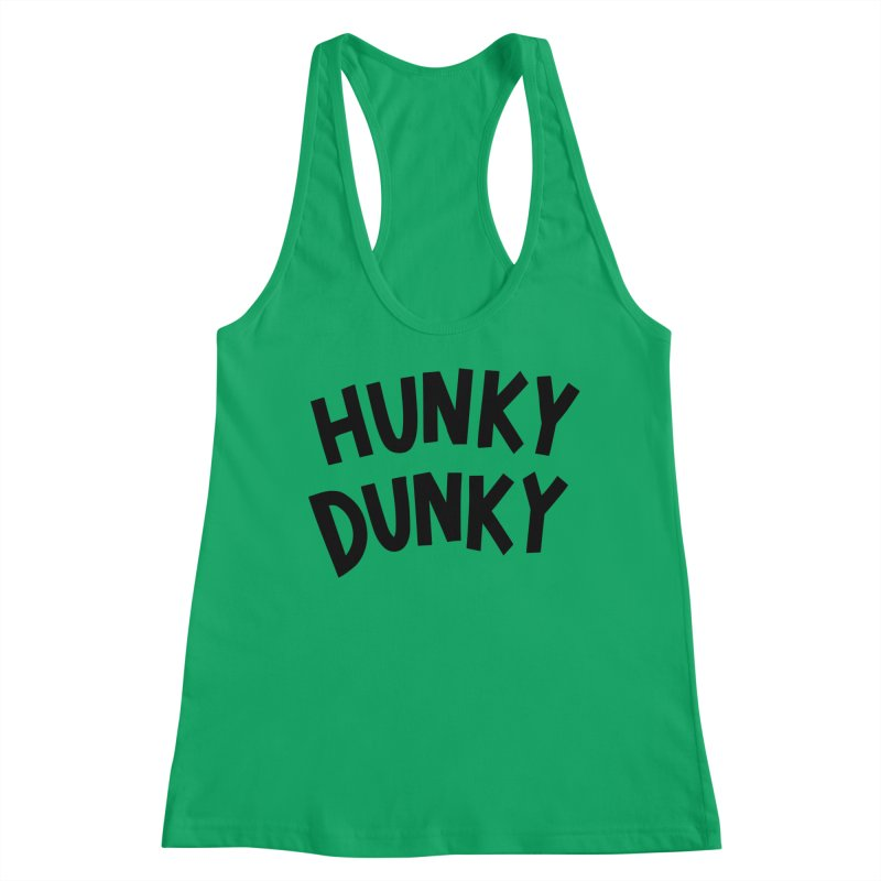 Hunky Dunky Women's Tank by Kate Gabrielle's Threadless Shop