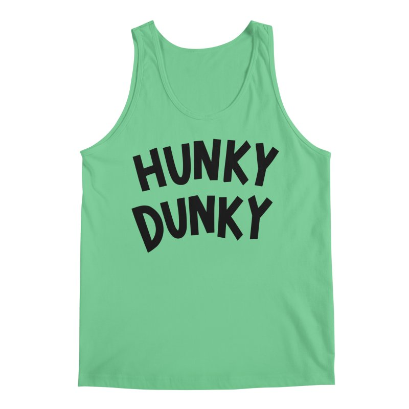 Hunky Dunky Men's Regular Tank by Kate Gabrielle's Threadless Shop