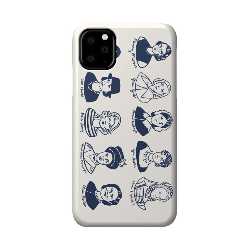 All the single ladies Accessories Phone Case by Kate Gabrielle's Threadless Shop