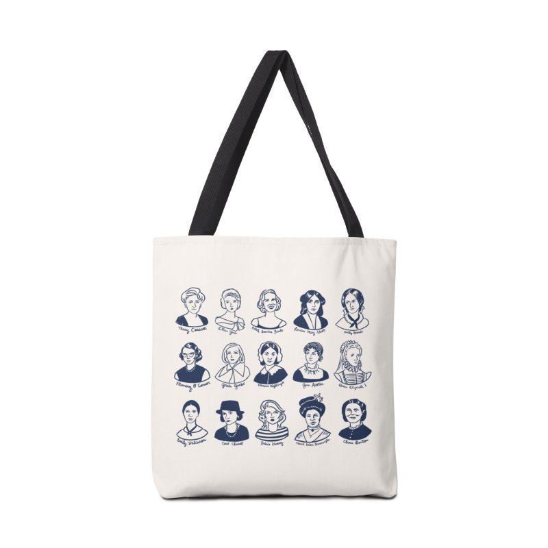 All the single ladies in Tote Bag by Kate Gabrielle's Threadless Shop